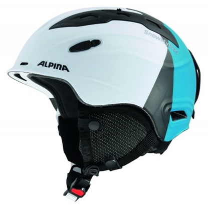 Attēls no ALPINA SPORTS Snow Mythos / Melna / 55-59 cm