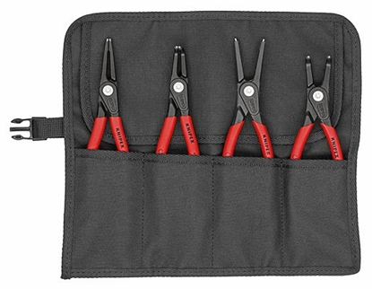 Attēls no KNIPEX Circlip Pliers Sets, 4 parts,
