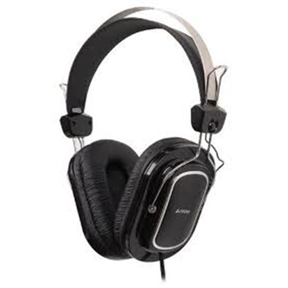 Изображение A4Tech Headset iChat HS-50 Stereo, 3.5mm, Built-in microphone
