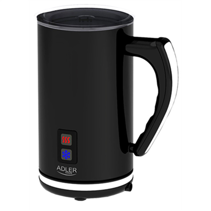 Attēls no Adler AD 4478  Black,  Milk frother, 500 W