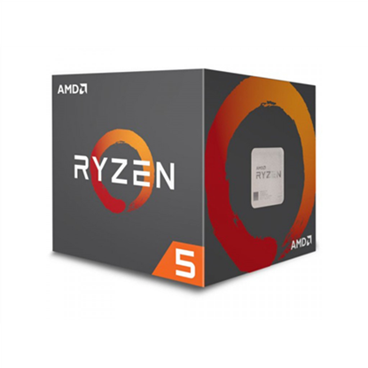 Attēls no AMD   CPU Desktop Ryzen 5 6C/12T 1600 (3.2/3.6GHz Boost,19MB,65W,AM4) box, with