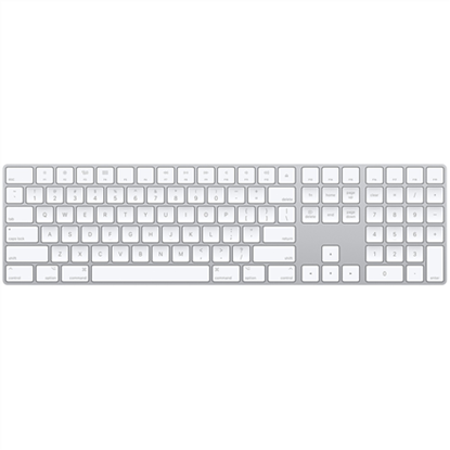 Picture of Apple Magic Keyboard with Numeric Keypad Wireless, Keyboard layout English