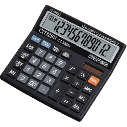 Attēls no Citizen Calculator CT 555N
