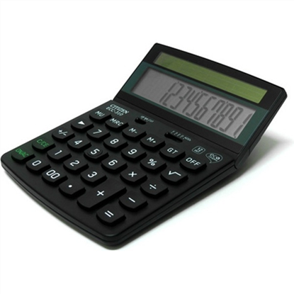 Изображение Citizen Calculator ECC 310 ECO