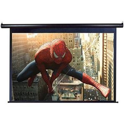 "Picture of 100"" Electric screen"