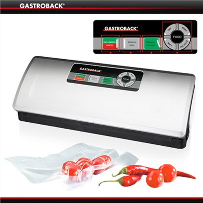Attēls no Gastroback 46008 Design Vacuum Sealer Plus