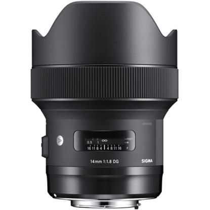 Picture of 14mm f/1.8 DG HSM Art (Canon)