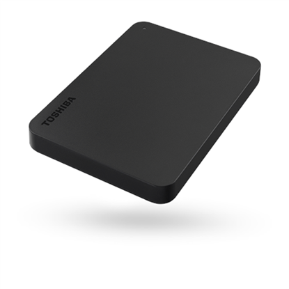 Picture of Toshiba Canvio Basics 2TB Black