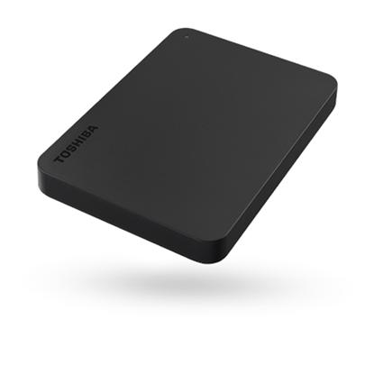Attēls no Toshiba Canvio Basics 2TB Black