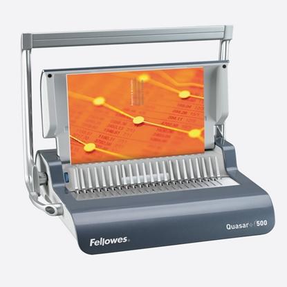 """Picture of FELLOWES Perforācijas un iesiešanas mašīna   """"Quasar+ 500''"""