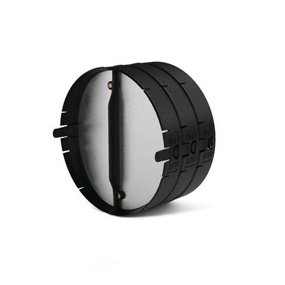 Attēls no NABER Thermobox 150, melns/metāls