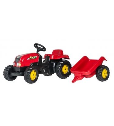 Picture of Bērnu traktors ar pedāļiem rollyKid- X (2,5-5g.) 012121 Vācija
