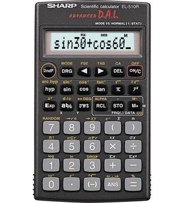 Picture of Elektroniskais kalkulators SHARP EL-510R