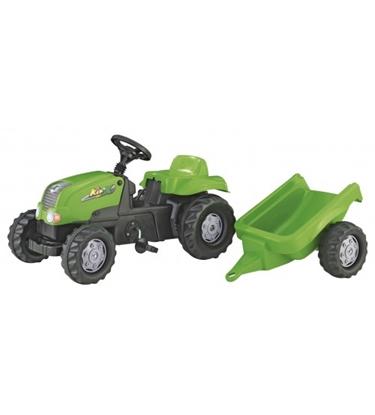 Изображение Bērnu traktors ar pedāļiem ar piekabi rollyKid- X (2,5-5 gadiem) 012169 Vācija