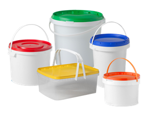 Picture for category Plastic storage containers