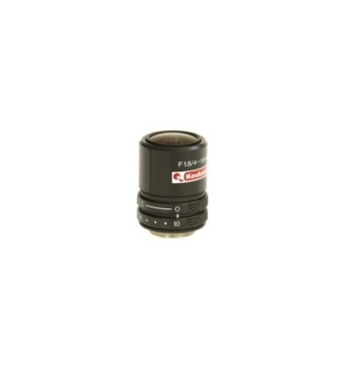 "Picture of CCTV Lens 1/2"" 4 - 10mm, F1.8, manual iris, CS"