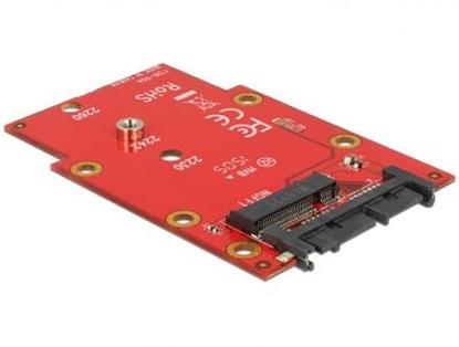 Picture of Delock 1.8 Converter Micro SATA 16 Pin  M.2 NGFF