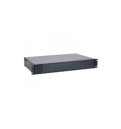 Picture of Delock 19″ Chassis 1.5 U for 18 Media Converters