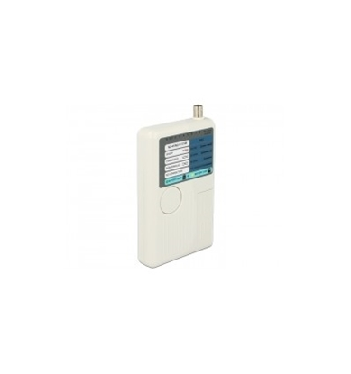 Picture of Delock Cable Tester RJ45 / RJ12 / BNC / USB