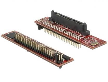 Attēls no Delock Converter SATA 22 pin male  IDE 44 pin male