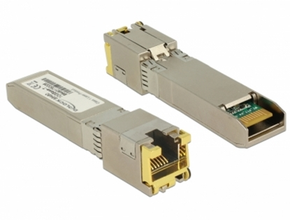 Picture of Delock SFP+ Module 10GBase-T RJ45