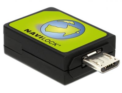 Attēls no Navilock NL-650US Micro USB GPS Receiver MT3337