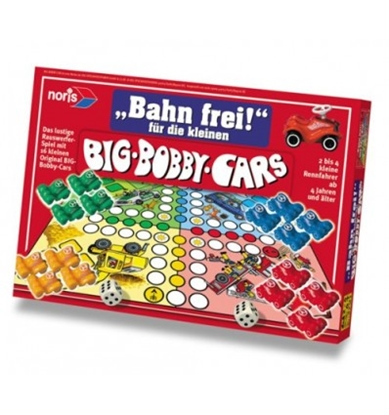 Picture of Spēle Bahn frei! BIG-BOBBY-CARS