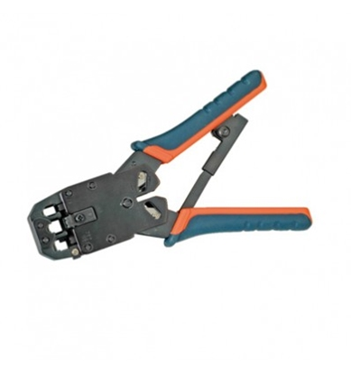 Attēls no VALUE Multifunction Crimping Tool 8P+6P+4P