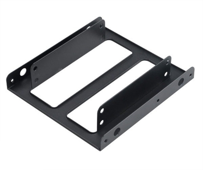 Изображение Akasa Dual 2.5'' SDD/HDD mounting module for 3.5'' bay