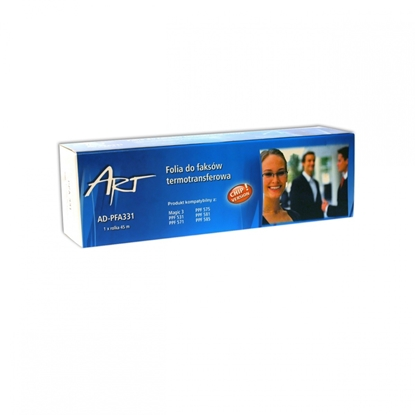 Изображение ART Foil MAGIC3 to fax PHILIPS PFA331 CHIP