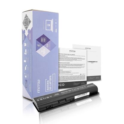 Изображение Bateria do HP dv4, dv5, dv6 4400 mAh (48 Wh) 10.8 - 11.1 Volt