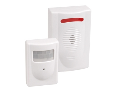 Изображение Bezprzewodowy mini alarm GB3400 sygnalizator wejścia