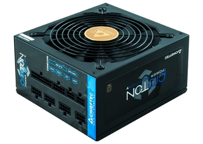 Изображение Power Supply|CHIEFTEC|750 Watts|Efficiency 80 PLUS BRONZE|PFC Active|BDF-750C
