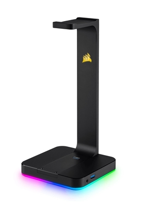 Picture of Corsair Premium Gaming Headset Stand ST100 RGB, 7.1 Surround Sound (EU)