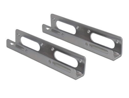Изображение Delock metal mounting frame for 2.5'' HDD to 3.5'' bay