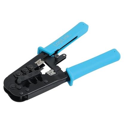 Изображение Logilink WZ0019 Crimping Tool for Modular Plugs 8P8C
