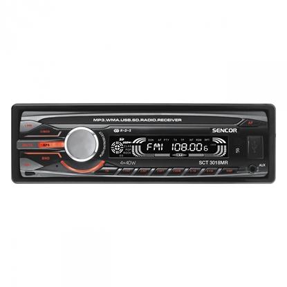 Изображение Car radio Sencor SCT 3018MR