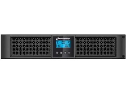 Attēls no UPS LINE-INTERACTIVE 1500VA 8X IEC OUT, RJ11/RJ45   IN/OUT, USB/RS-232, LCD, RACK 19''