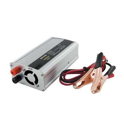 Attēls no Whitenergy Power Inverter DC/AC from 24V DC to 230V AC 350W, USB