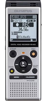 Attēls no Olympus WS-852+TP-8 Adapter