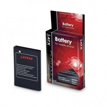 Attēls no ATX Platinum HQ Samsung i9500 i9505 S4 / i9150 Analog Battery 3100 mAh (EB-B600BE)