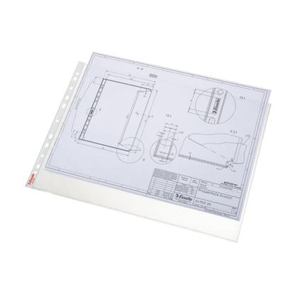 Picture of ESSELTE Kabata dokumentiem   A3 horizontāla, 75mic, matēta, 50 gab./iepak.