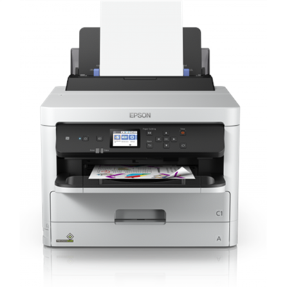 Изображение Epson Printer WF-C5210DW Colour, Inkjet, Printer, A4, Wi-Fi, Grey/ Black