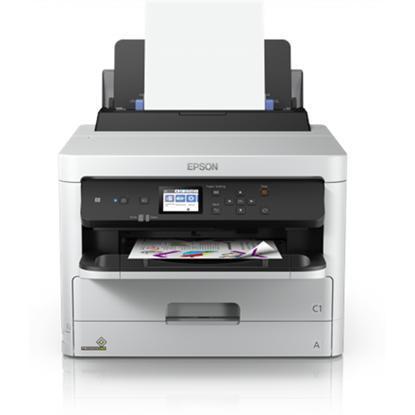 Attēls no Epson Printer WF-C5210DW Colour, Inkjet, Printer, A4, Wi-Fi, Grey/ Black