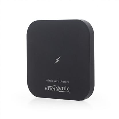 Attēls no Energenie Wireless Qi Charger 5 W - Black