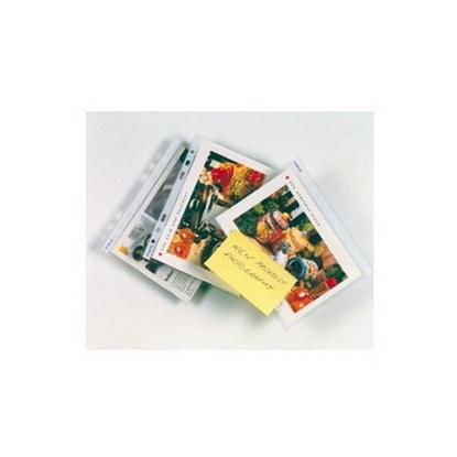 Picture of ESSELTE Dokumentu kabatas   A4 55 mkr glancētas, 100 gab./iepak.
