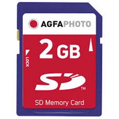 Picture of AgfaPhoto SD Card 2GB