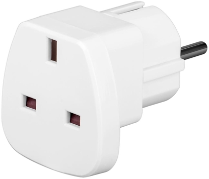 Attēls no TECHLY 942709 Techly Power plug adapter