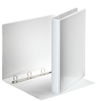 Изображение Esselte Panorama Ring Binders A4, 20mm ring binder White