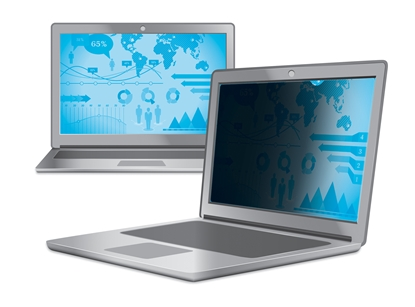 "Изображение 3M 98044064834 display privacy filters Frameless display privacy filter 30.7 cm (12.1"")"